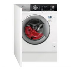 Aeg L7WC8632BI Integrated Washer Dryer 8Kg Wash 1600 Spin