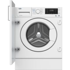 Beko WDIC752300F2 Built In Washer Dryer