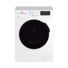 Beko WDL742441W 7kg/4kg 1200 Spin Washer Dryer - E/D White - Energy Rated