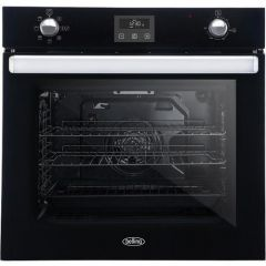 Belling Bi602fpctblk Built In Single Oven A Rated, Electric, 73L