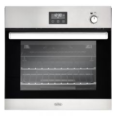Belling BI602G Stainless Steel Gas Single Oven