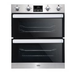 Belling Bi702fp B/U Double Oven - Stainless Steel