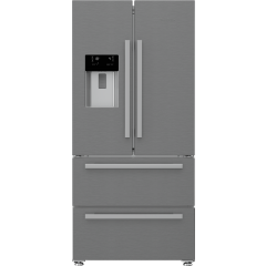 Blomberg Kfd4953xd Stainless Steel - Water & Ice - H182.5 W84 D74.5