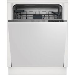 Blomberg LDV42221 Integrated Dishwasher - Stainless Steel - E Energy Rated