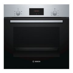 Bosch Hhf113br0b Built In Electric Single Oven  A Energy Rated, Led Digital Display, 6