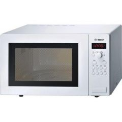 Bosch HMT84M421B Touch Control -White- Solo Microwave