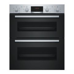 Bosch Nbs113brob S/S 71 Lt Built Under Double Oven