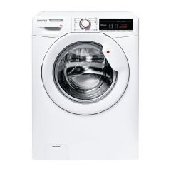 Hoover H3W58TE 8kg 1500 Spin Washing Machine - White - D Energy Rated