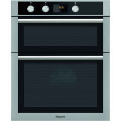 Hotpoint DD4544JIX Stainless Steel Electric 74L Double Oven
