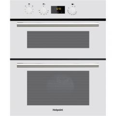 Hotpoint DU2540WH Built Under Double Oven Catalytic Liners