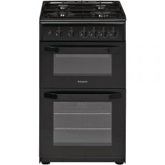 Hotpoint HD5G00KCB Twin Cavity Gas 50Cm
