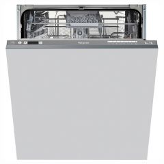 Hotpoint HEI49118C Int Dishwasher - 8 Prog - Eco Mode -Led - Quickwash