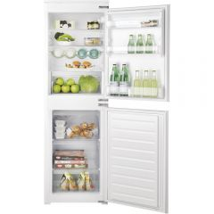 Hotpoint HMCB50501AA 50/50 Static Integrated Fridge Freezer