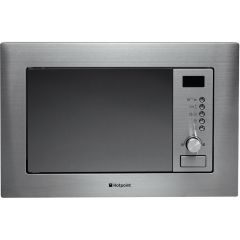 Hotpoint MWH1221X 20L M/W With Grill -H:388 W:595 D:340