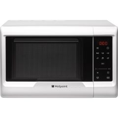 Hotpoint MWH2031MW WHITE Touch Control - 20L Solo Microwave