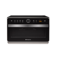 Hotpoint MWH33343B Drop Down Door - Combi Microwave