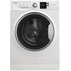 Hotpoint Nswe743uws 7Kg 1400 Spin - White - H85 W59.5 D51.5