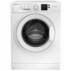 Hotpoint Nswf743uw 7Kg 1400 Spin - White- Fast Full Load -  H85 W59.5 D54