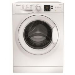 Hotpoint Nswf843cw 8Kg 1400 Spin - White - H85 W59.5 D57.7