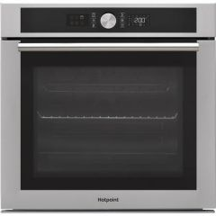 Hotpoint SI4854HIX Single Fan Oven With Timer