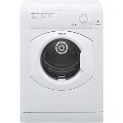 Hotpoint TVHM80CP 8Kg C Rated Vented Dryer