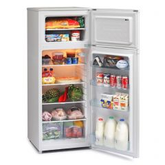 Ice King FF218AP2 Top Mount Fridge Freezer - H141.5 W55 D58