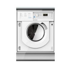 Indesit BIWDIL75125UKN 7Kg Wash 5Kg Dry Integrated Washer Dryer
