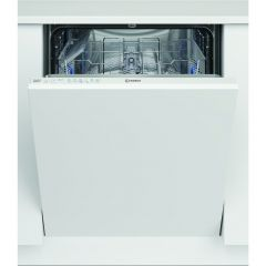 Indesit DIE2B19UK Integrated Full Size Dishwasher - White - F Energy Rated