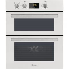 Indesit IDU6340WH B/U Double Oven
