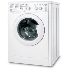 Indesit IWDC65125UKN 6kg/5kg 1200 Spin Washer Dryer - White - F Energy Rated