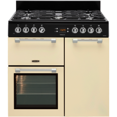 Leisure Ck90f232c Range Cooker W:90 63L 79L