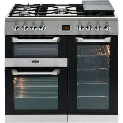Leisure CS90F530X 9Ocm Duel Fuel Range Cooker