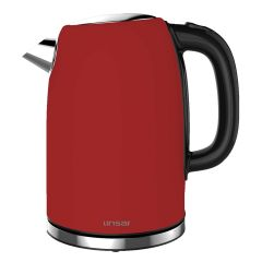 Linsar JK115 RED 1.7L Cordless Rapid Boil Boil Dry Protection