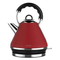 Linsar PK117 RED 1.7L Cordless Rapid Boil Boil Dry Protection