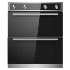 Montpellier Do3550ub B/U Double Oven - Stainless Steel