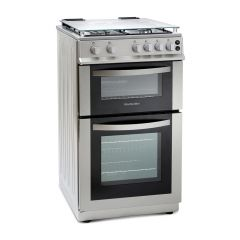 Montpellier MDG500LS 50Cm Double Oven