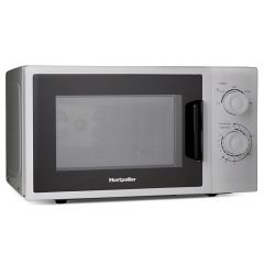 Montpellier Mmw21sil Silver 20 Ltr Microwave