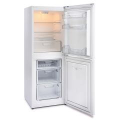 Montpellier MS152W Static Fridge Freezer
