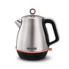 Morphy Richards 104416 Stainless Steel And Rose Gold Jug Kettle