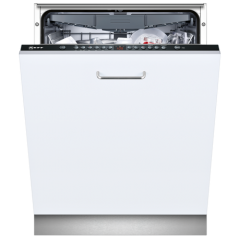 Neff S513N60X2G Built In Dishwasher - Stainless Steel - E Energy Rated