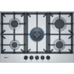 Neff T27DS59N0 75Cm 5 Burners Cast Iron