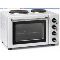 Royale TT30 2 Ring Solid Plate Table Top Cooker