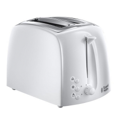 Russell Hobs 21640 Russell Hobbs 2 Slice Toaster - White