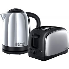 Russell Hobs 21830 Kettle + 2 Slice Toaster Pack