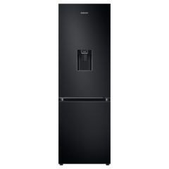 Samsung RB34T632EBN 60Cm Frost Free Fridge Freezer - Black - 185 X 60 X 66