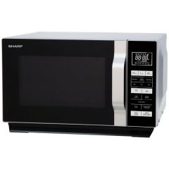 Sharp R360SLM S/S Touch Control - 23L Flatbed 900W