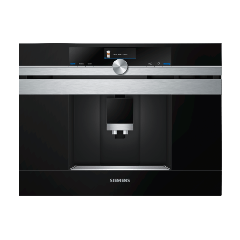 Siemens CT636LES6 Built In Coffee Machine
