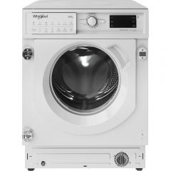 Whirlpool BIWDWG861484 Built In Washer Dryer - 8Kg Wash 6Kg Dry