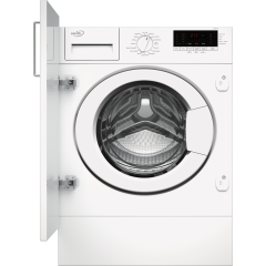 Zenith ZWMI7120 Built In 7kg 1200 Spin Washing Machine - White - C Energy Rated