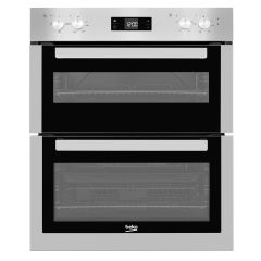 Beko BBTF26300X Built Under Double Oven